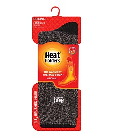 Heat Holders Women's Original Twist Thermal Socks