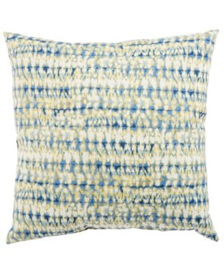 Perron Fresco Abstract Indoor/ Outdoor Throw Pillow 20""