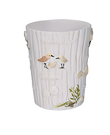 Destinations Bird Haven Wastebasket