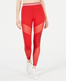 Juicy Couture Mesh Mixed Sport Leggings