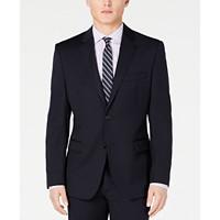 Lauren Ralph Lauren Men's Slim-Fit UltraFlex Stretch Solid Suit Jacket