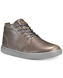 e1bc4a88fe79a8 Timberland Men s LUX Hi-Top Groveton Sneakers
