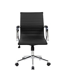 Techni Mobili Modern Executive Office Chair