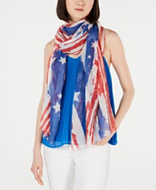 Collection XIIX Brushed Stars & Stripes Wrap
