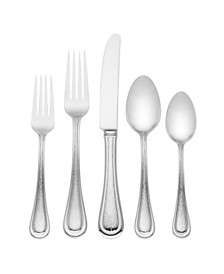 Lenox Barlowe 104-PC Flatware Set, Service for 12