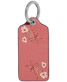 COACH Mothers Day Print Hangtag