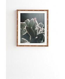 Cactus Love Framed Wall Art