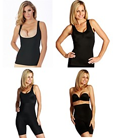 "InstantFigure ""The Fabulous Four"" Shape wear 4 Piece Variety Pack"