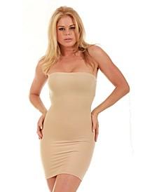 InstantFigure Slimming Tube Shaping Slip Dress, Online Only