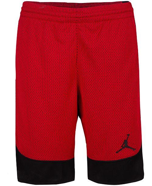 03632d34488 Jordan Big Boys Air Jordan 2.0 Colorblocked Shorts & Reviews ...