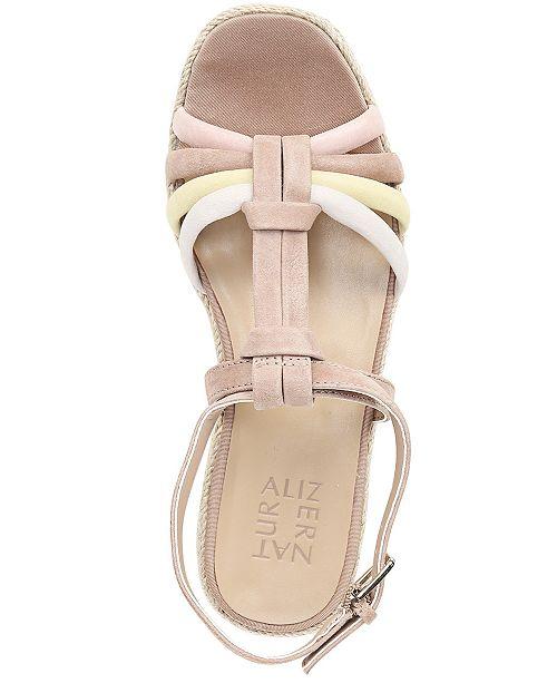 abb538c7d1c Naturalizer Odina Ankle Strap Sandals   Reviews - Ladies Shoes - SLP ...