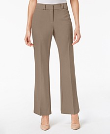 Curvy Bootcut Pants, Regular, Short, & Long Lengths, Created for Macy's