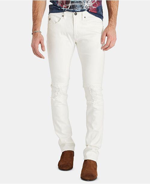 Buffalo David Bitton Men's Max-X Skinny Fit Jeans