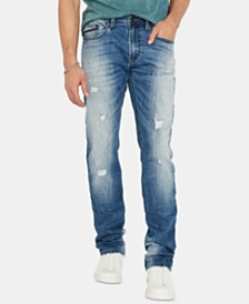 Buffalo David Bitton Men's Max-X Slim Fit Jeans