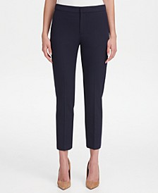 Sloane Slim-Leg Ankle Pants