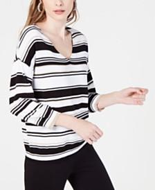 I.N.C. Star-Back Sweater, Created for Macy's