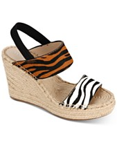 60b067f5a Kenneth Cole New York Women's Olivia Simple Wedge Sandals
