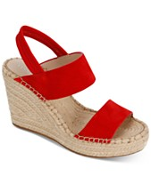 87ca6c362f Kenneth Cole New York Women's Olivia Simple Wedge Sandals