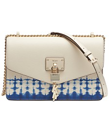 DKNY Elissa Tie-Dyed Shoulder Bag, Created for Macy's