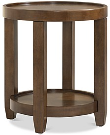 Lilah Round End Table