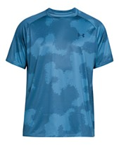 132c221e5129 Under Armour Men s Tech™ Printed Short Sleeve Shirt
