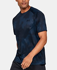 b397881db0db Under Armour Men s Tech™ Camo Short Sleeve Shirt