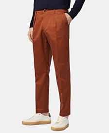 BOSS Men's Heavyweight Cotton Trousers