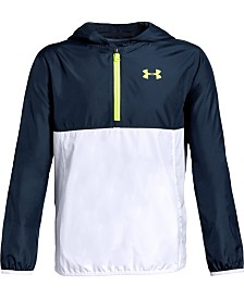 Under Armour Boys' Sackpack ½ Zip Jacket