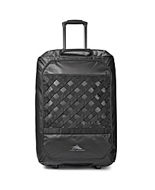 """Outdoor Travel Collection 30"""" Hybrid Upright Luggage"""