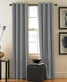 "Monterey 52"" x 108"" Textured Curtain Panel"