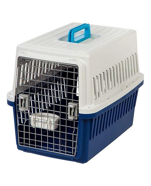 IRIS USA Medium Deluxe Pet Travel Carrier
