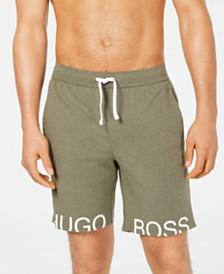 HUGO Men's Identity Pajama Shorts