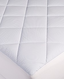 Martha Stewart Collection Cool To Touch Mattress Pad Collection, Created for Macy's