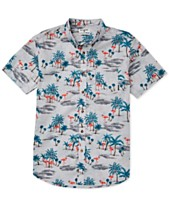 2d6d69f4 Billabong Toddler Boys Sundays Tropical-Print Shirt