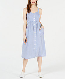 Royalty Clothing Brand Button-Up Dress