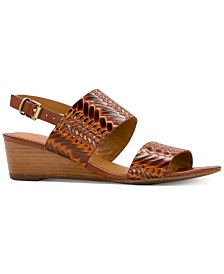 Patricia Nash Mirella Wedge Sandals