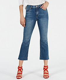 Brooke Cropped Flare Jeans