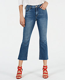 STS Blue Brooke Cropped Flare Jeans