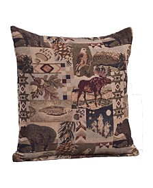 "Siscovers Westwind 26"" Designer Euro Throw Pillow"