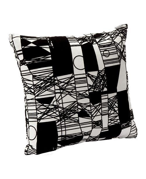 "Siscovers Scratch 20"" Designer Throw Pillow"