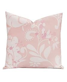 "Crayola Eloise 20"" Designer Throw Pillow"