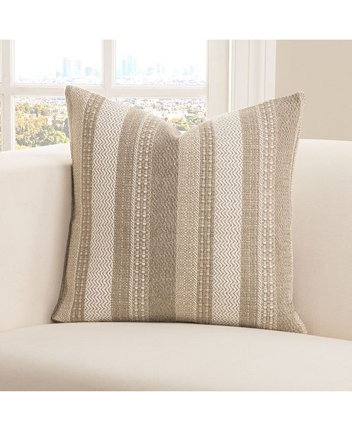 "Siscovers Heirloom Farmhouse 20"" Designer Throw Pillow"