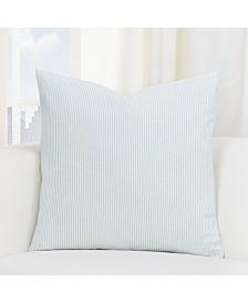 "Siscovers Heritage Mist Farmhouse 16"" Designer Throw Pillow"