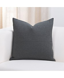 "Revolution Plus Everlast Slate 26"" Designer Euro Throw Pillow"