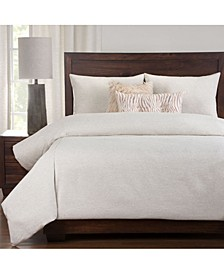 Belmont Porcelain 6 Piece Full Size Luxury Duvet Set