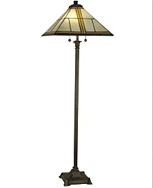 Dale Tiffany Mission Floor Lamp