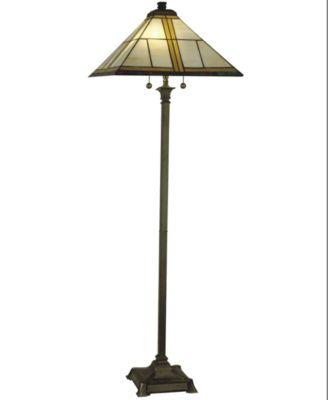 Dale Tiffany Mission Floor Lamp