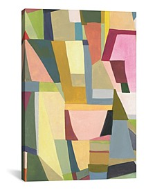 """Paris"" By Kim Parker Gallery-Wrapped Canvas Print - 60"" x 40"" x 1.5"""