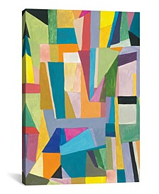 """""""Barcelona"""" By Kim Parker Gallery-Wrapped Canvas Print - 26"""" x 18"""" x 0.75"""""""
