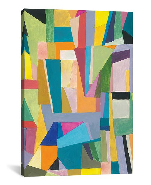 "iCanvas ""Barcelona"" By Kim Parker Gallery-Wrapped Canvas Print - 40"" x 26"" x 0.75"""
